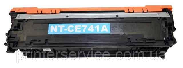 картридж G&G NT-CE741A (аналог HP CE741A)
