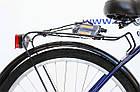 Складной велосипед Antonio Uniwersal 24 Blue, фото 3