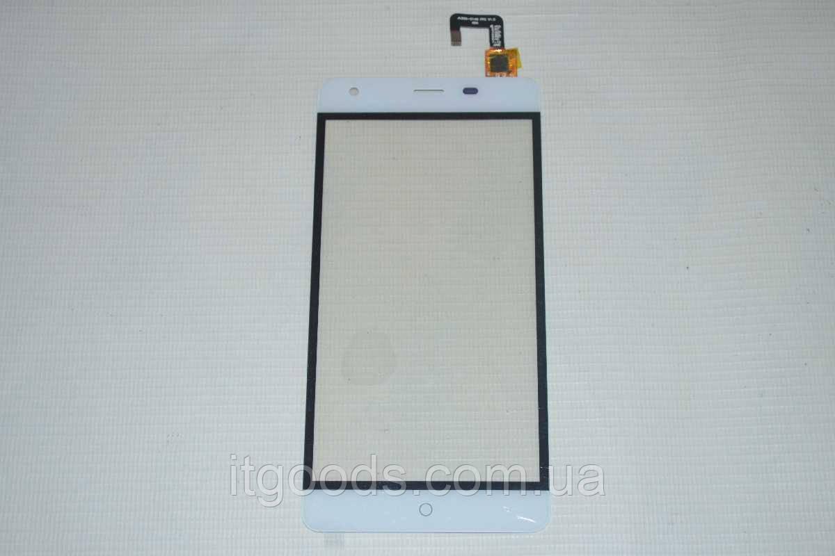 Оригинальный тачскрин / сенсор (сенсорное стекло) для Ulefone Power (б