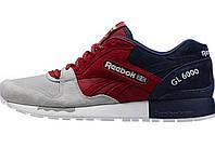 Мужские кроссовки Reebok GL 6000 SNE Cranberry Red