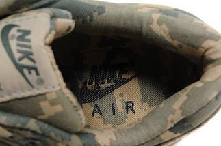 Кроссовки мужские в стиле Nike Air Max 87 Сamouflage Light Camo, фото 3