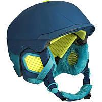 Шлем лыжный/сноубордический детский WED'ZE CARV 700 MIPS