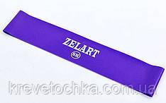 Лента сопротивления ZELART LOOP BANDS (500x50x0.5 мм.) фиолетовый