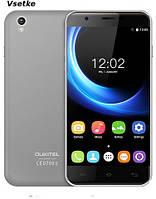 Мобильный телефон Oukitel U7 max 5.5 ''Экран HD MTK6580A QuadCore 1 GB RAM 8 GB ROM 8MP Android 6.0 3G WCDMA, фото 1