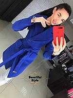 Женское демисезонное пальто Оля, фото 1