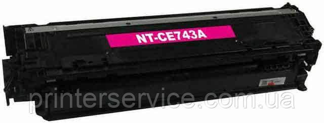 картридж G&G NT-CE743A (аналог HP CE743A)