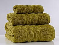 Полотенце Irya - Elegant Yesil зелёное 90*150