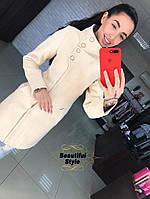 Женское демисезонное пальто ПАУЛА