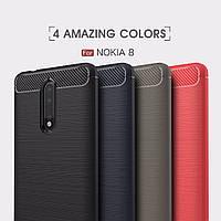 TPU чехол накладка Urban для Nokia 8 (4 цвета)