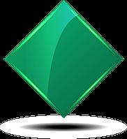 Цветной гель для наращивания ногтей Leaf Green 5 грамм