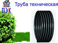 Труба полиэтиленовая 16х1,6 мм для полива