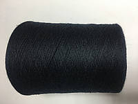 Кэшвул 100%, цвета джинс, размер 1400 метров в 100 граммах.