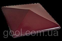 Колпак керамический клинкерный King Klinker цвет Cherry orchard размер 310х310х80 мм