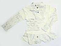 Туника белая (6-12 лет)