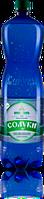 Мінеральна природна лікувально-столова вода «Солуки» 1,5л, слабогазована