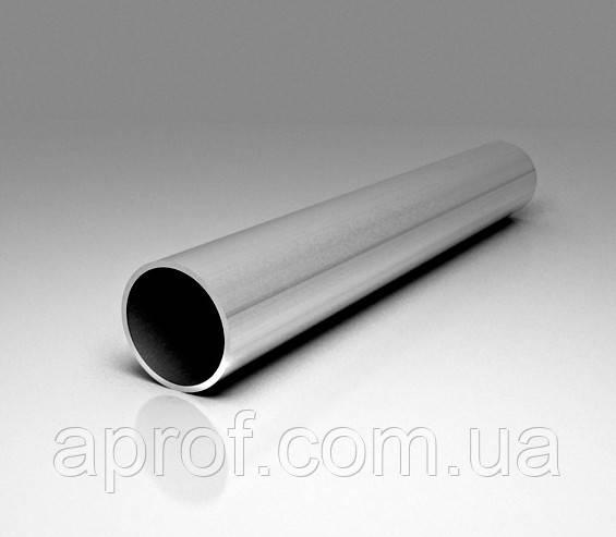 Труба кругла алюмінієва 30х2мм (АНОД)