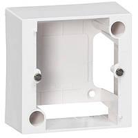 Коробка накладного монтажа для розеток 20А 82х82