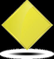 Цветной гель для наращивания ногтей Royal Yellow 5 грамм