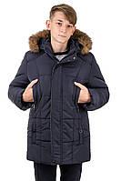 Зимняя куртка парка на  мальчиков и подростков Лондон