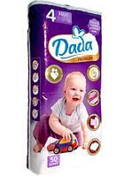 Подгузники - Dada Premium 4 maxi ( 7 - 18 кг) 50 шт.