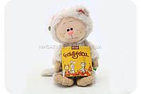 Мягкая игрушка «Котенок почемучка большой», фото 1