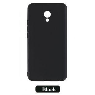 Чехол силиконовый для Meizu M5 Black
