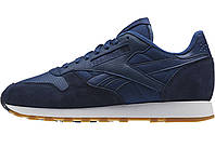 Мужские кроссовки Reebok Classic Leather Perfect Split Blue