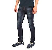 Темно-синие мужские джинсы зауженные JACK JOHNSON, фото 1