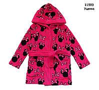Халат Minnie Mouse для девочки. 92-98 см, фото 1