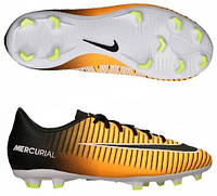 Детские футбольные бутсы Nike Mercurial Vapor XI FG 831945-801, фото 1