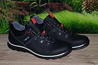 Туфли кроссовки подросток М22н кожа ECCO размеры 36 37 38 39 40