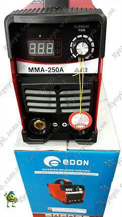Сварочный инвертор Edon ММА-250А, фото 2