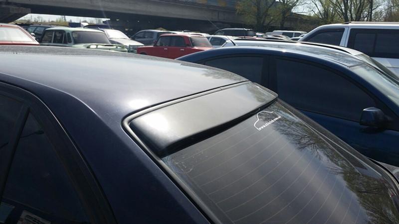 Бленда на БМВ Е34 (BMW E34) (до резинок)