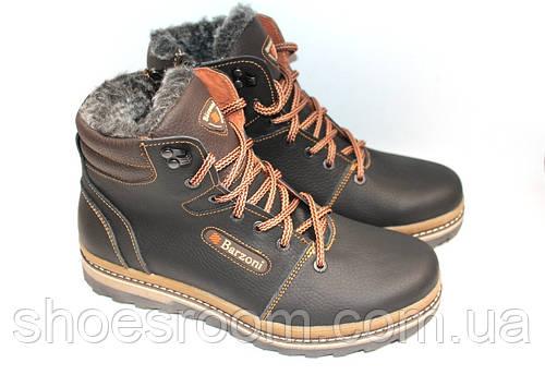 1dfc2e0d5 Мужские зимние кожаные ботинки 2018-2019. Товары и услуги компании