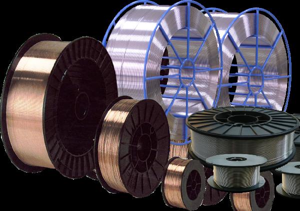 Сварочная проволока для углеродистых и низколегированных сталей
