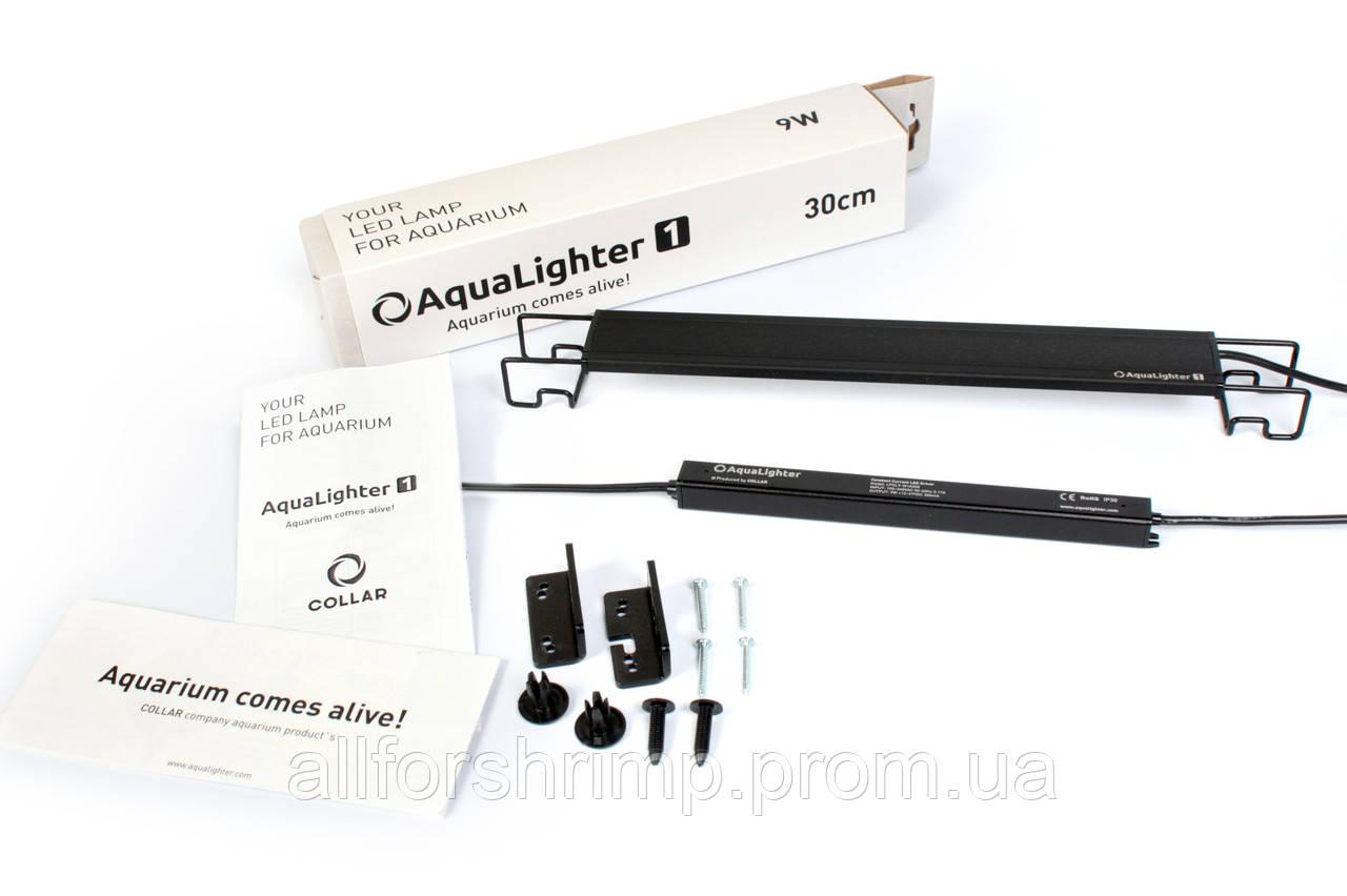 AquaLighter 1, LED-светильники для пресноводных аквариумов длиной 30-140 см