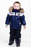 Стильный детский комбинезон аналог Benetton Бенеттон от отечественного производителя, фото 1