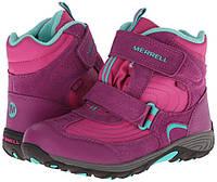 Merrell Moab Polar Mid Strap Snow Boot Зимние ботинки Меррил 36 размер