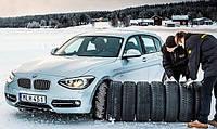 Тест зимних шин размера 205/55 R16 от Quattroruote