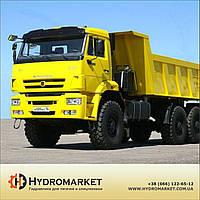 Комплект гідравліки на КамАЗ 55111
