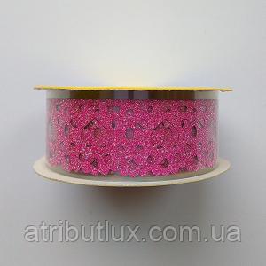 Скотч декоративный 1,8*1м 3D Светло-розовый