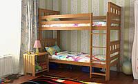 Кровать Жасмин Вариант 2 (карточки) без матраса с каркасом, ольха