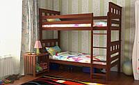 Кровать Жасмин Вариант 2 (карточки) без матраса с каркасом, яблоня