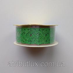Скотч декоративный 1,8*1м 3D Салатовый