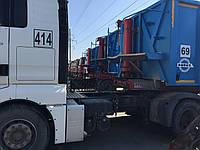 Установка гидравлики на тягач Украина