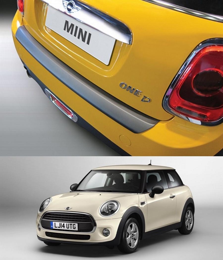 Накладка заднего бампера Mini F56 One / Cooper/Cooper S Mk III 3 Door 2014>