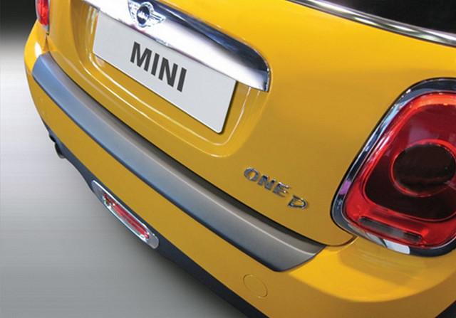 RBP753 Rear bumper protector Mini F56 One / Cooper/Cooper S Mk III 3 Door 2014>
