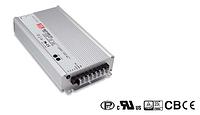 MEAN WELL начинает выпуск AC/DC преобразователей HEP-600 мощностью 600Вт для жестких условий эксплуатации.
