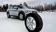 Тест зимних шин размера 235/65 R17 для внедорожников от Test World