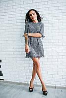 """Женское очень модное твидовое  платье """"Chanel"""""""